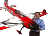 Aeromodello Hangar 9 Extra 300X 120cc - Horizon Hobby