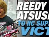 Ryan Cavalieri contro Atsushi Hara al REEDY RACE 2012