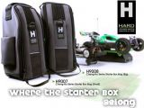 HARD Racing: Borsa per starter box - Electronic Dreams