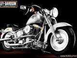 Modellismo DeAgostini - Harley Davidson Fat Boy in scala 1:4