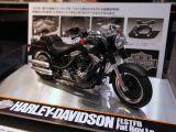 Harley Davidson FatBoy Lo FLSTFB - Modellino in a scala 1/6 della Tamiya
