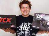 Shin Adachi correrà con il team di piloti Hot Bodies/HPI