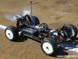 Hot Bodies D413 Buggy 4WD ai campionati mondiali 2013