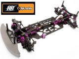 Hot Bodies TCXX 4WD Touring Car in scala 1:10