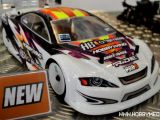 Hot Bodies Pro5: Touring Car EP da competizione 1/10