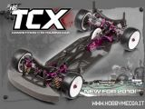 HB TCX 4WD Touring Elettrica 1/10 Kit Overview