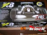 Unboxing della nuova buggy Hot Bodies Ve8 brushless