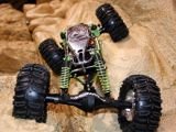 Rock Crawler: Warthog 2.2  - Carrozzeria e telaio per AX-10 Scorpion