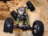 Rock Crawler: Warthog 2.2  - Carrozzeria e telaio per AX-10 Scorpion