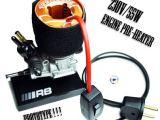 HeatIt: Nitro Engine Pre Heater - Scalda motore elettrico