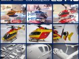 SRB Eurocopter EC145 Super Scale Series - Hirobo/Tamiya