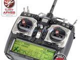 Radiocomando 2,4GHz - HiTec AURORA 9 con display touch screen per Aeromodellismo, Elicotteri RC e Alianti