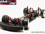 Corally HMX M1 1:10 - Automodello Touring da competizione