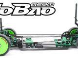 HoBao H4E Pro - Touring car 1/10 in kit di montaggio