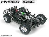 Hobao Hyper 10SC Pro 4 Nitro Short Course Truck Roller Ofna - Automodello a scoppio
