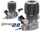 Motore HoBao Hyper 28 - Motore per automodelli