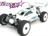 HoBao Hyper Star: Automodello buggy da competizione 1/8