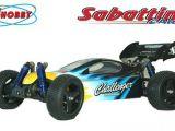 Hobbyfirst Buggy elettrico 1:10 4WD RTR con radiocomando digitale 2,4 GHz 3DJ - SabattiniCars