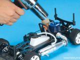Tecniche di modellismo - Scaldare il motore prima di una gara