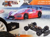 HobbyTech: EP X2 GT-R OnRoad 1/8 Brushless RTR