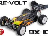 VIDEO: HobbyTech REVOLT BX-10 3.0 buggy in scala 1/10