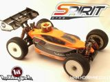 JETS: HobbyTech Spirit STR8 Buggy a scoppio in scala 1:8