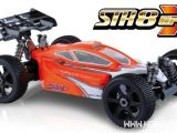 Buggy brushless 1/8 - HobbyTech STR8 X2 EP VIDEO