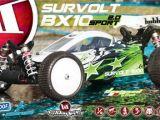 HobbyTech Survolt BX 10 Sport 2.0 Buggy 1/10 - VIDEO