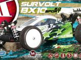 HobbyTech: Survolt BX10 2.0 Sport 1/10 Buggy RTR