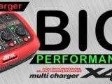 Caricabatterie Hitec Multicharger X4 Micro - SAFALERO