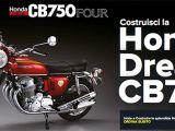 Honda CB750 FOUR 1/4: Raccolta a fascicoli DeAgostini