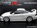 Honda Integra Type-R 96 Spec ABC Hobby - Carrozzeria 1/10