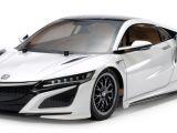 Tamiya Honda Civic SiR e NSX in scala 1/10