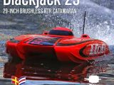 Blackjack 29 V2: Motoscafo RC Brushless - Pro Boat