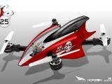 Drone da gara Blade MACH 25 FPV Racer BNF