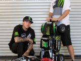 SuperCross: Horizon Hobby firma con Jeremy McGrath e i campioni del team Stronghold Motorsports