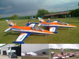 Jonathan Jet Meeting Video 2011 - Jet a turbina, aeromodelli Big Scale e elicotteri radiocomandati