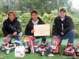 HPI - Atsushi Hara vince il campionato JMRCA 1/8 GP 2009
