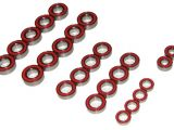 Answer RC - Hot Bodies D8 Full SP Bearing - Kit cuscinetti a sfera