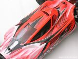 Hot Bodies Cyclone D4 Buggy - Carrozzeria alleggerita