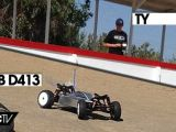 Hot Bodies D413: Buggy 4WD in scala 1/10
