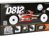 VIDEO: Hot Bodies D812 buggy 1/8 con Ty Tessmann