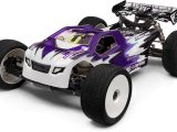 Hot Bodies D8T Tessmann Edition: Truggy a scoppio 1/8