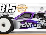 HB D815 Tessmann Worlds Edition Nitro Buggy Kit