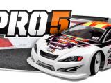 Hot Bodies Pro5: Touring Car elettrica da competizione 1/10