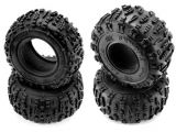 Hot Bodies - Gomme 1,9 Rover e Sedona per Rock Crawler