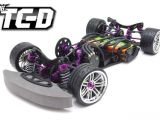 Hot Bodies TC D - Automodello da Drift 1:10 in versione kit