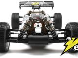 Hot Bodies – HB VE8 Buggy Brushless Setup Sheet - Settaggi del designer Josh Alton