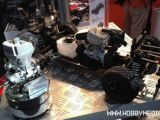 HPI Revolution: motore a 2 tempi per automodelli 1/8 - Fiera del giocattolo di Norimberga 2012