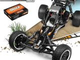HPI BAJA 5B D-Box 2 RTR: buggy 2WD in scala 1/5